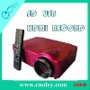 Hot Home Theater Projector 1080p with USB/SD/Record