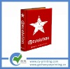 Hot hardcover book with high quality