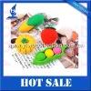 Hot selling More than 100designs of3d fruit eraser