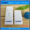 Hotsales!wireless laser presenter mouse with red laser beam vp900