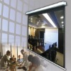 In-ceiling Projection Screen