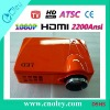 LED Ditital TV Home Projector 1080P