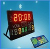 LED Scoreboard,592X374mm,scorer,score board,score maker,score teller,score speaker,score talker,score display