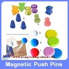 Magnetic Push Pin