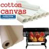 Manufacture/Matte Heavy Cotton Canvas/430gsm