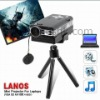 Mini LED Pocket Home Theatre Multimedia Projector LY188