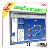 Mobile Whiteboard, CE FCC and RoHS certified
