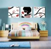 Multi-Panel Dream Art Wall Decor
