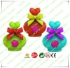 New Girl's Dress Shaped Cute Eraser
