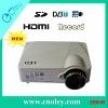 New HD Projector/Projector Screen HDMI 1080P