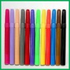 Non toxic Mini Felt Tip Pen with ventilated cap