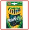 Non-toxic Wax Crayons