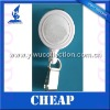OEM order available for badge reel,	chrom-plated badge reel