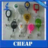 OEM order available for badge reel,	colorful badge reel