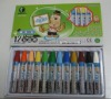OP-2412  Marie  Professional quality 12Colors Oil pastel set