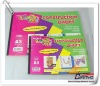 Painting pad for colorful sketch book
