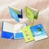 Pocket Folder  (BLY8 - 0313  PF)