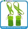 Polyester Lanyard with Mobile Pouch