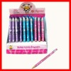 Promotion stationery,mechanical pencil in cartoon pattern