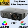 Real Full HD 1080p Film Projector