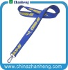 Recycled Neoprene Lanyard with Customizde Color
