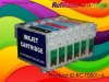 Refillable cartridges for EPS T0801-6-with chip