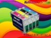 Refillable cartridges for T1261 T1262 T1263 T1264-with ARC chip