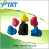 Refillable ink cartridge for HP 02/801/177/363 Series