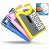 ST3012 pocket calculator with dual power