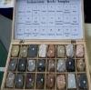 Sedimentary Rocks ,Sample of sedimentary Rocks (24kinds )