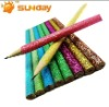 Shinning Color Pencil With Ersaer Head