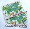Stationery Item Of Vegetable Design Sketch Book