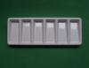 TS-039 plastic palette,color palette,paint palette,wooden palette ,artist palette,drawing palette.