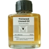 Thickened Linseed Oil(Softening the brush strokes and providing a more smooth and glossy surface) Oil Color