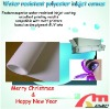 Top Grade Water Resistant Polyester Inkjet Canvas