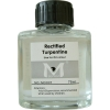 Turpentine(For mixing color and having less adhesion)
