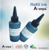 Universal dye refill ink for printer BK