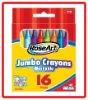 Washable Jumbo Crayons