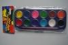 Water Color Cake Art Set(Painting Set,Paint Set,Artist Set,Coloring Set,Drawing Set)