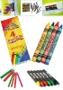 Wax Crayon Set, Color crayon.