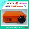 Wholesale Home LED Projector High Brightness