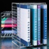 acrylic book holder
