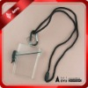 alternative plastic cigarette holder with lanyard