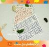 blank roll sticker