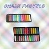 chalk pastel non-toxic and dustless