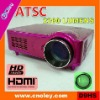 cheap led projector hdmi 1080p with ATSC