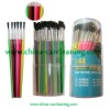 children drawing artist brush