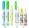 children fibre tip water color pen