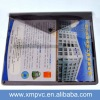 clear pvc card holder for office using XYL-CC208