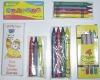 color crayon set
